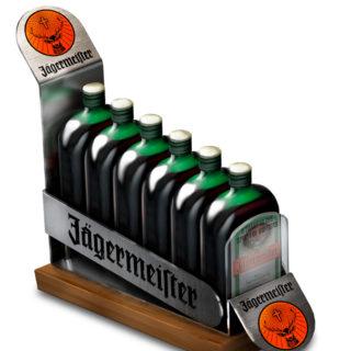 naladowy stojak na napoje alkoholowe