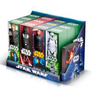 Star Wars gry i zabawki stojak