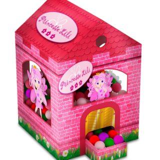 Princesse Lili zabawki stojak na ladę