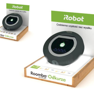 iRobot stojak na roombę
