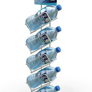 krawat strip reklamowy POS na wodę mineralną