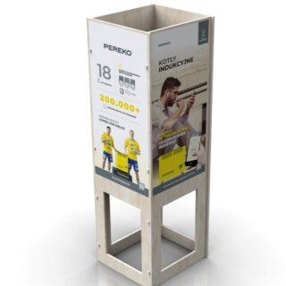 ekspozytor sklepowy POS display